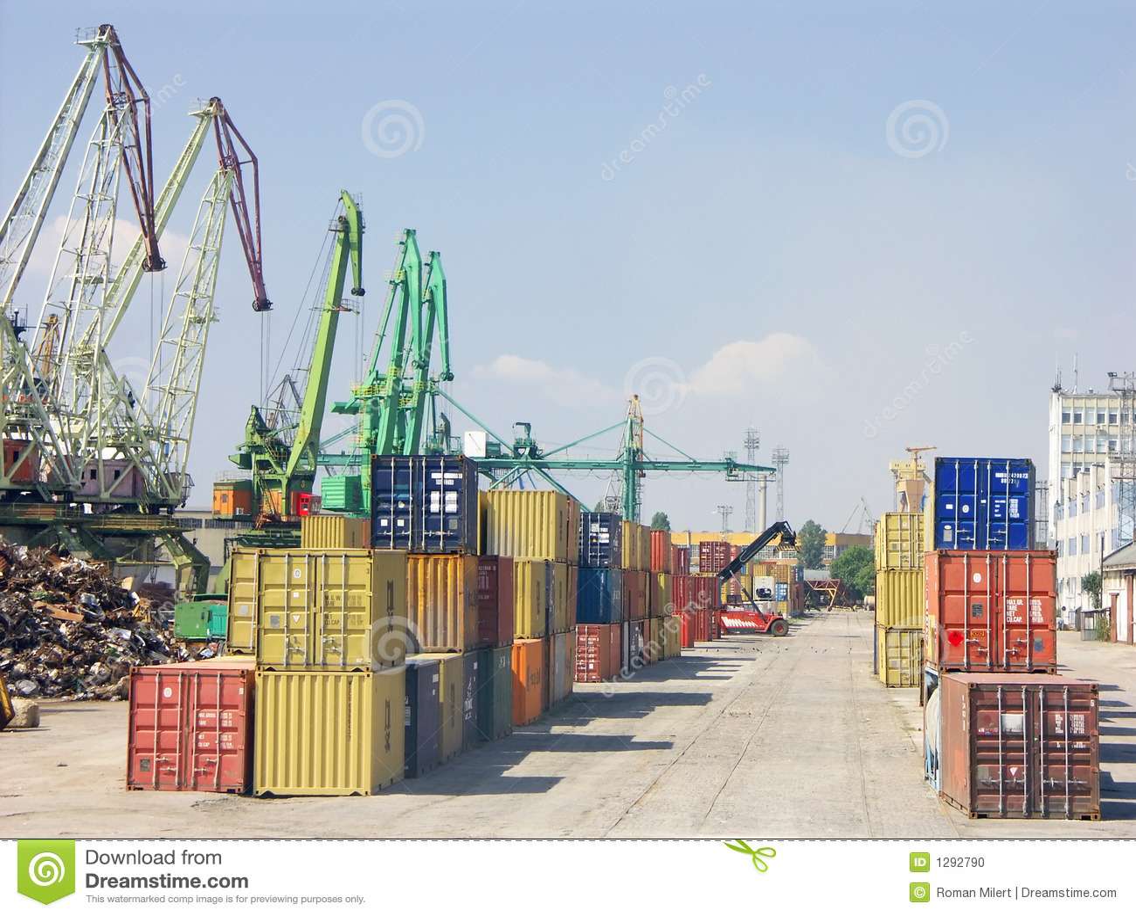 Port of transhipment