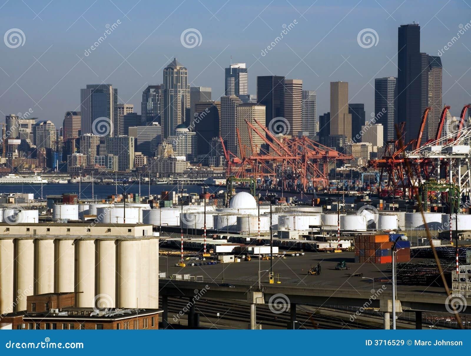 Port w Seattle