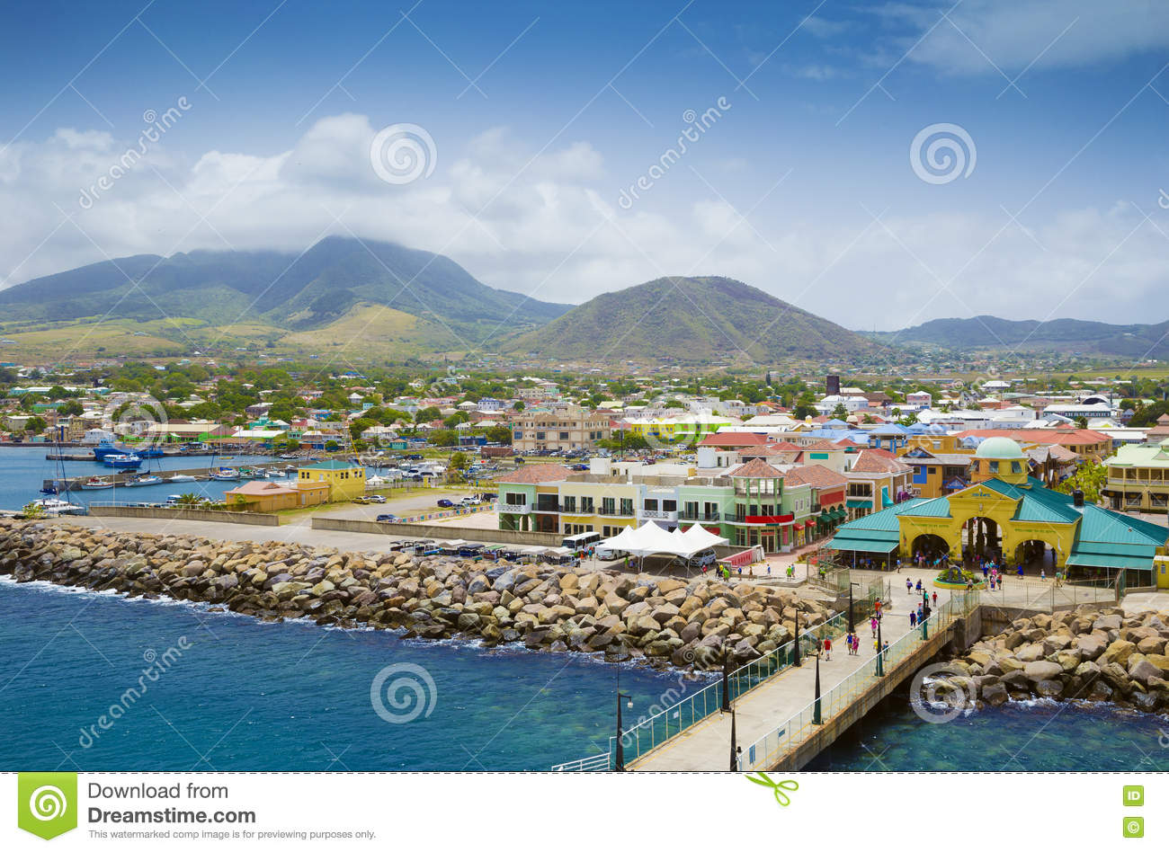 how to get to nevis from st kitts