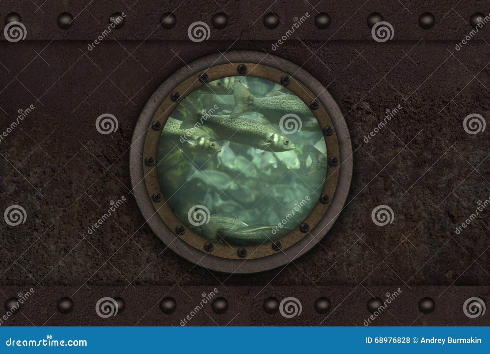 Porta acorazada submarina