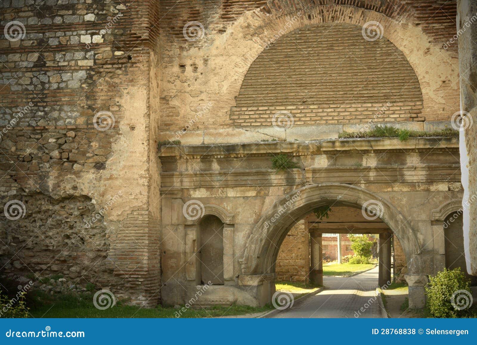 Porta de Istambul de Iznik
