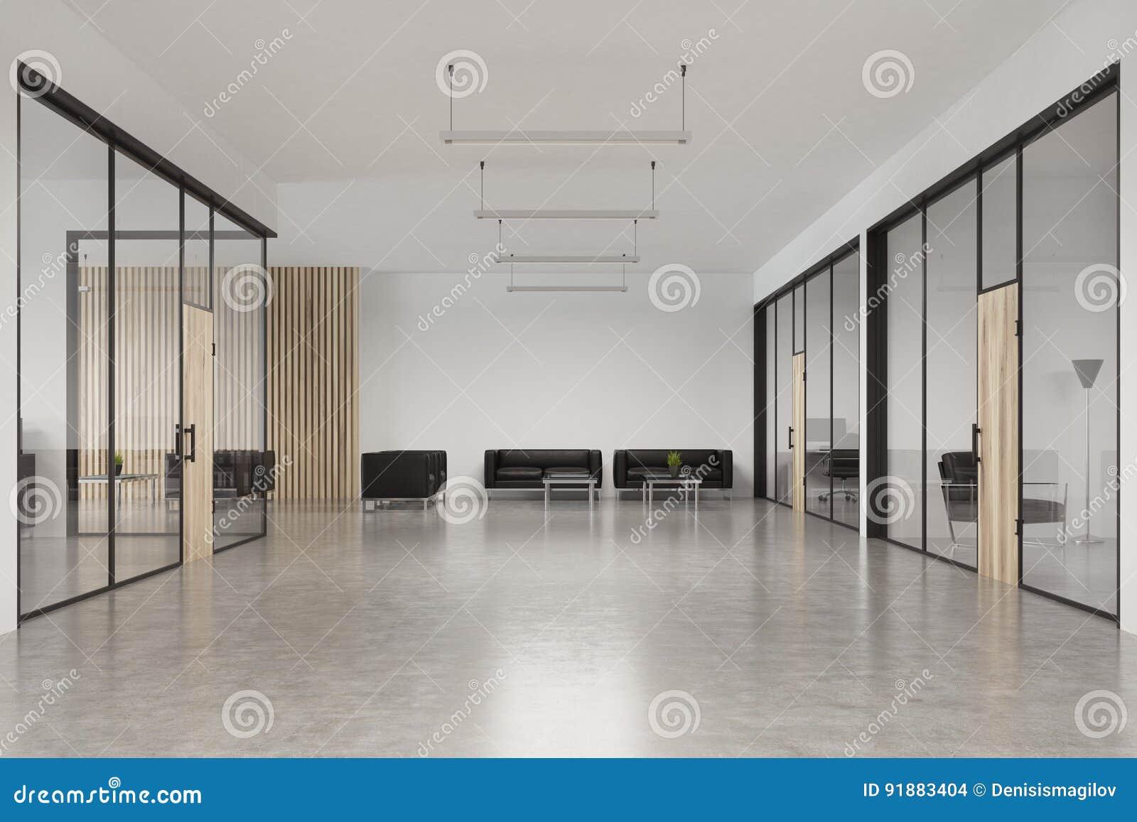 Porta Ingresso Ufficio : Porta di legno dellufficio di vetro ingresso anteriore