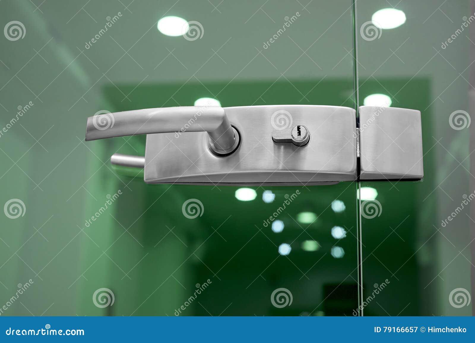Porta Ingresso Ufficio : Porta di vetro dellufficio immagine stock immagine di vetro