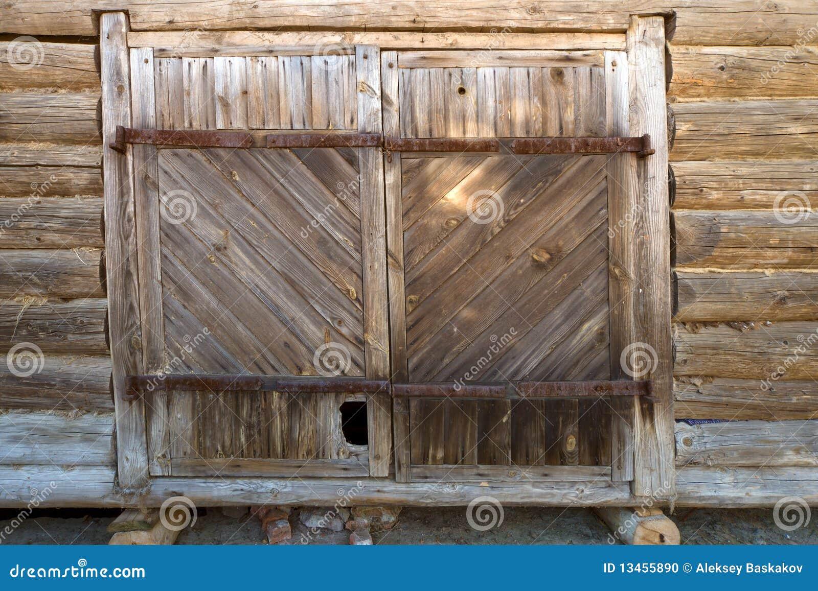 Porta do celeiro