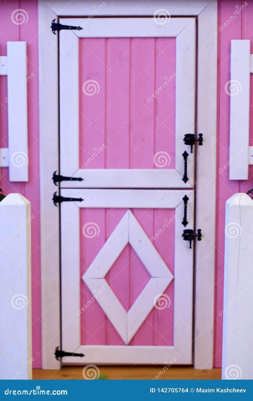 Porta rosa