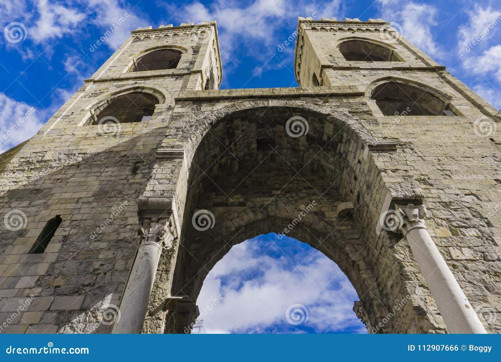 Porta Soprana στη Γένοβα