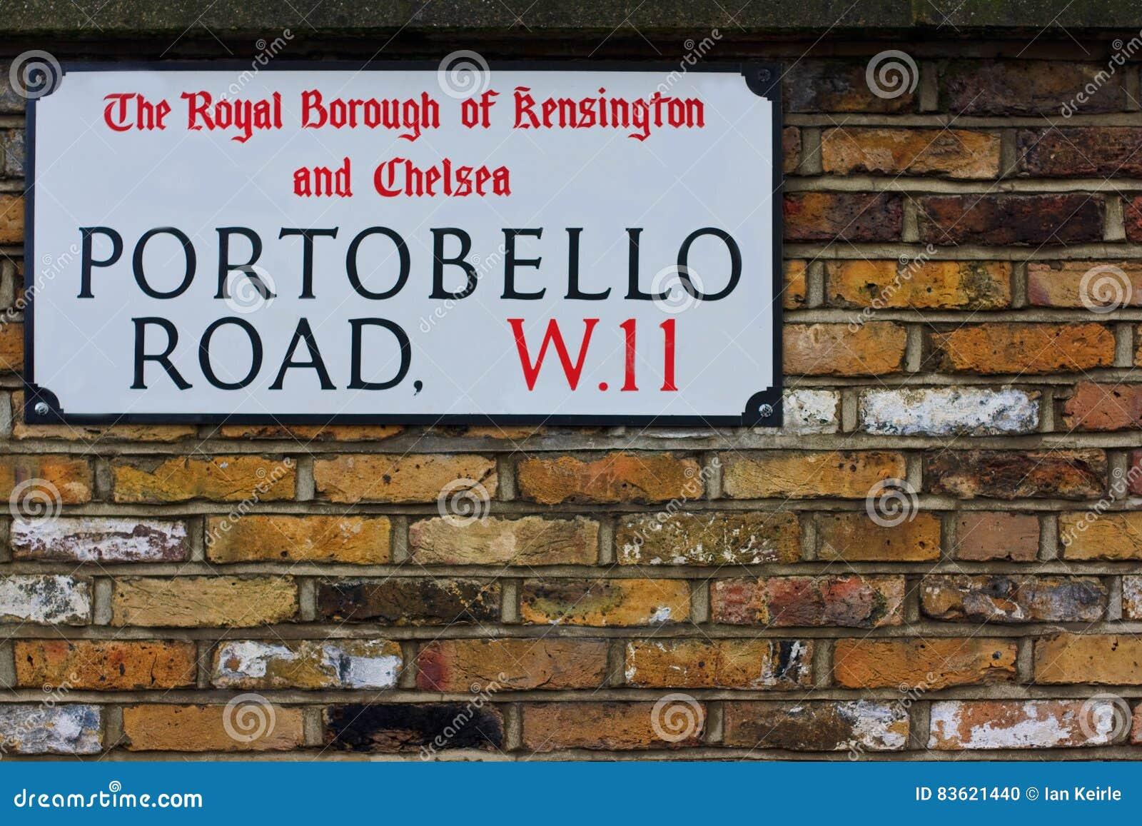 Portabello drogowy znak