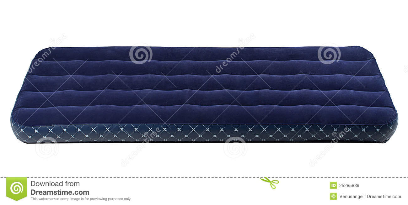 Portable Air Bed Royalty Free Stock Image