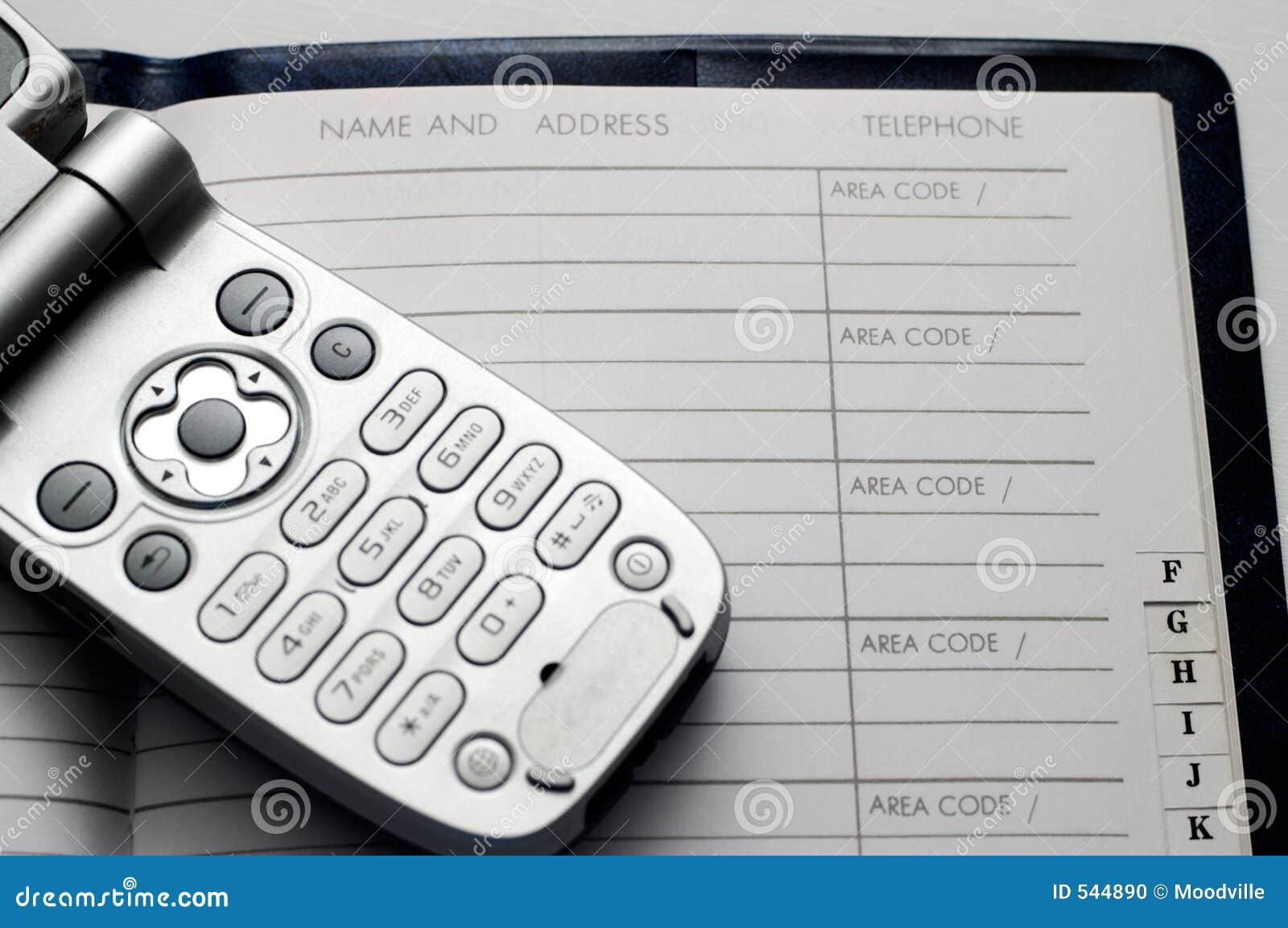 Portable et carnet d adresses