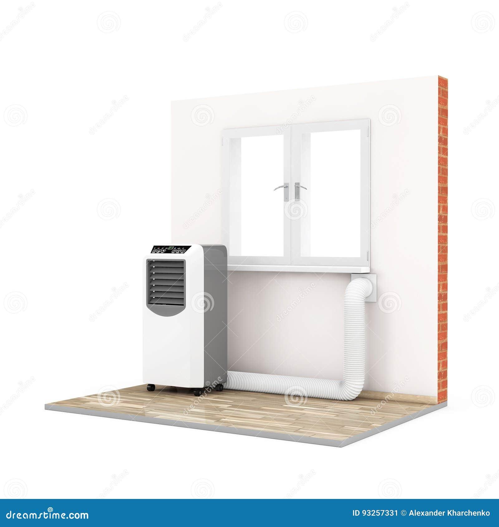 Room Air Conditioner Vent Hose