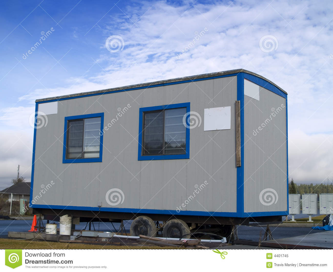 portable office royalty free stock photo image 4401745