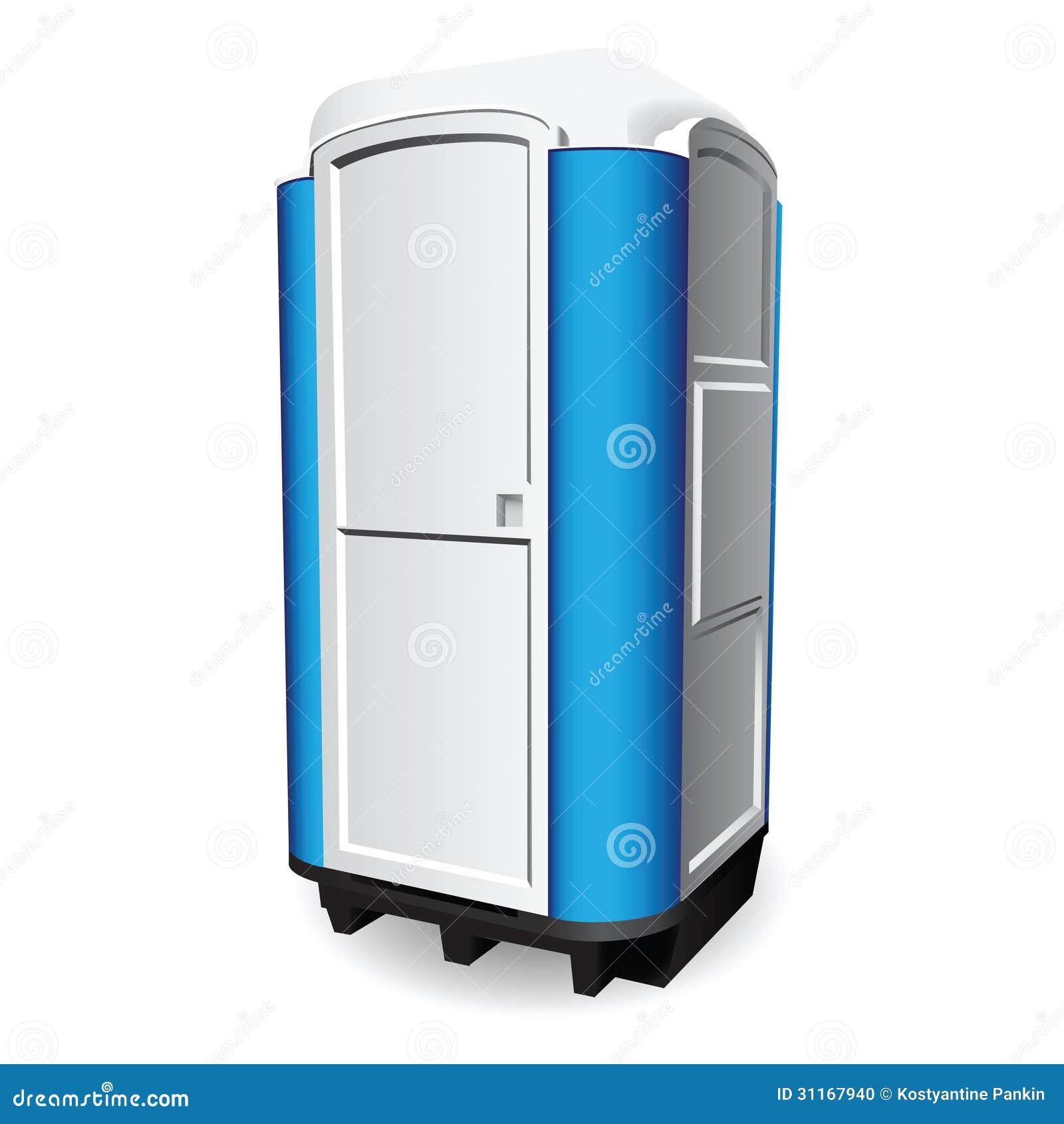 Portable toilet stock photo image 31167940 for Free portable