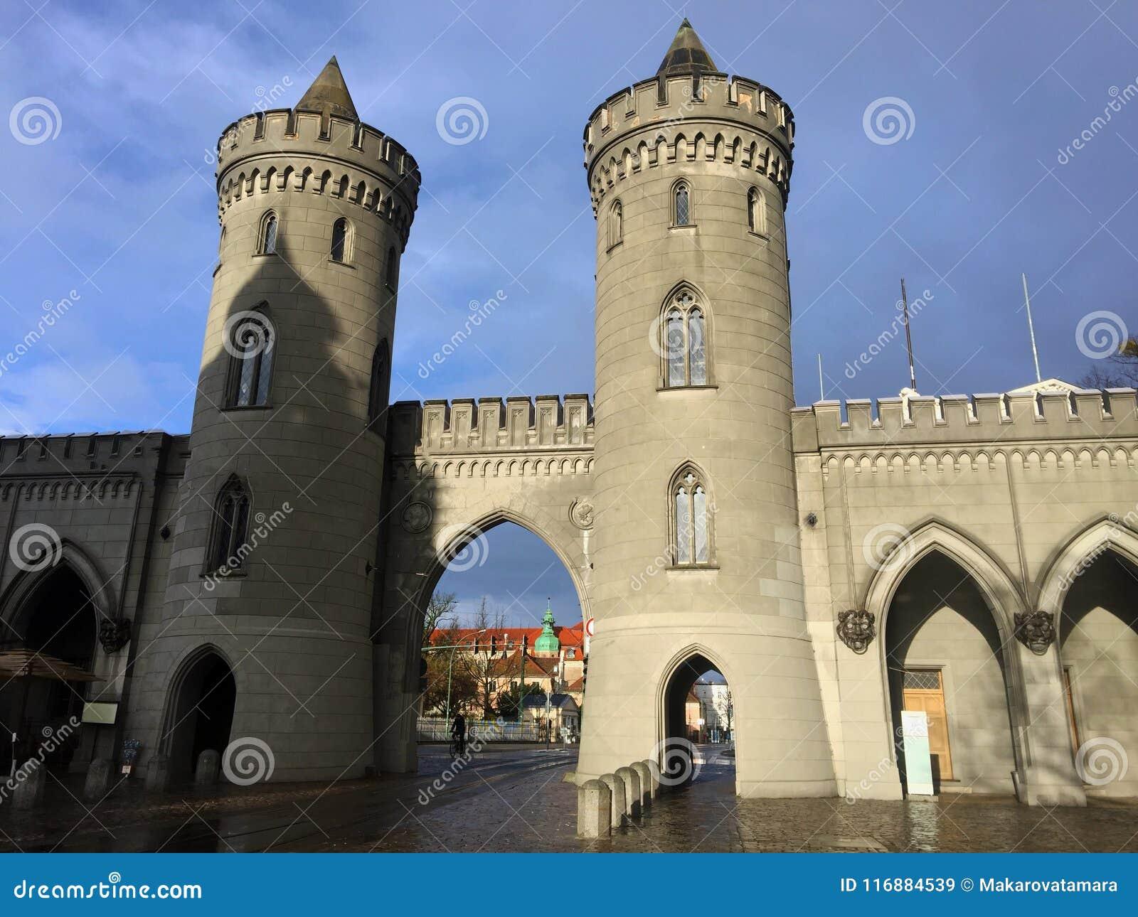 Portas de Nauen, Potsdam, Alemanha
