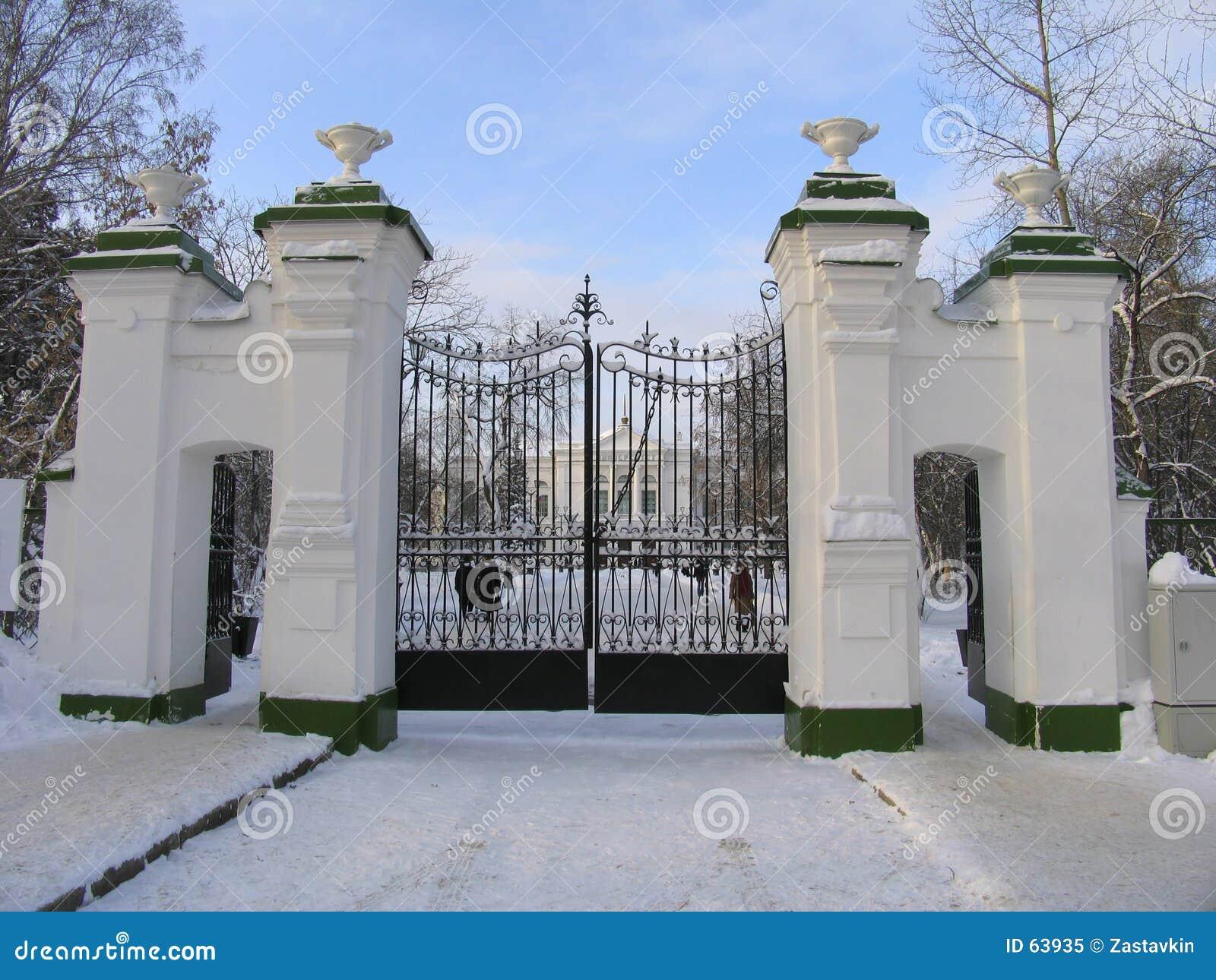 Download Porte. image stock. Image du gril, grilles, administratif - 63935