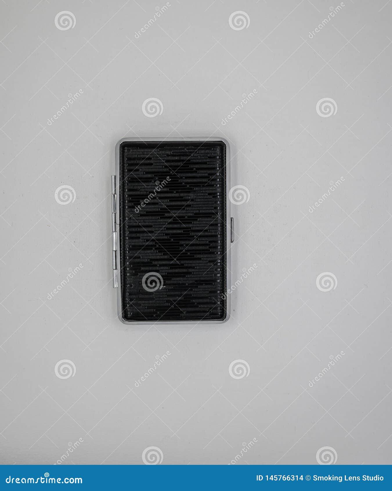 Porte-cigarettes noir
