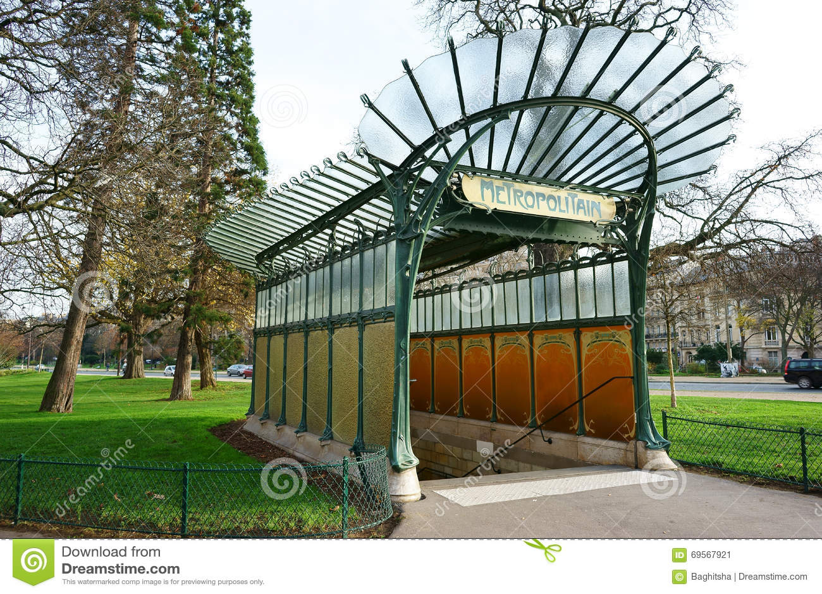 Porte dauphine stacja metru pary zdj cie editorial obraz 69567921 - Portes ouvertes paris dauphine ...