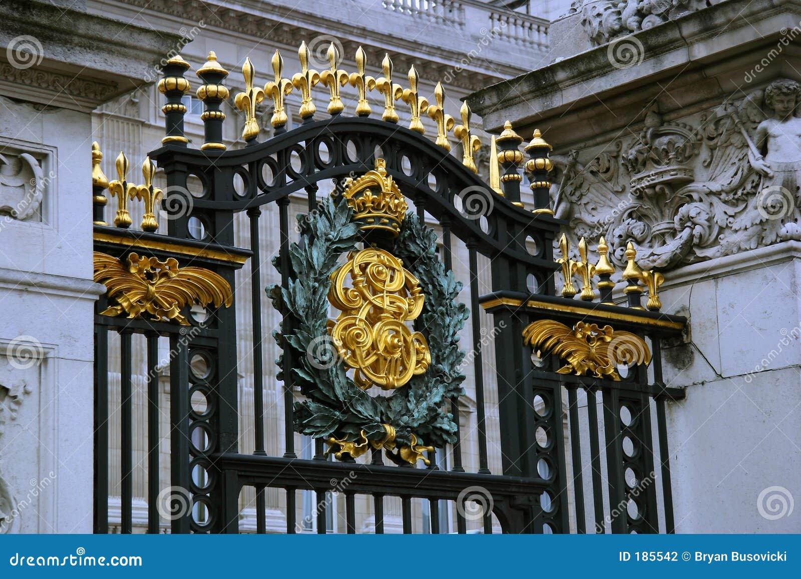 Porte de Buckingham Palace