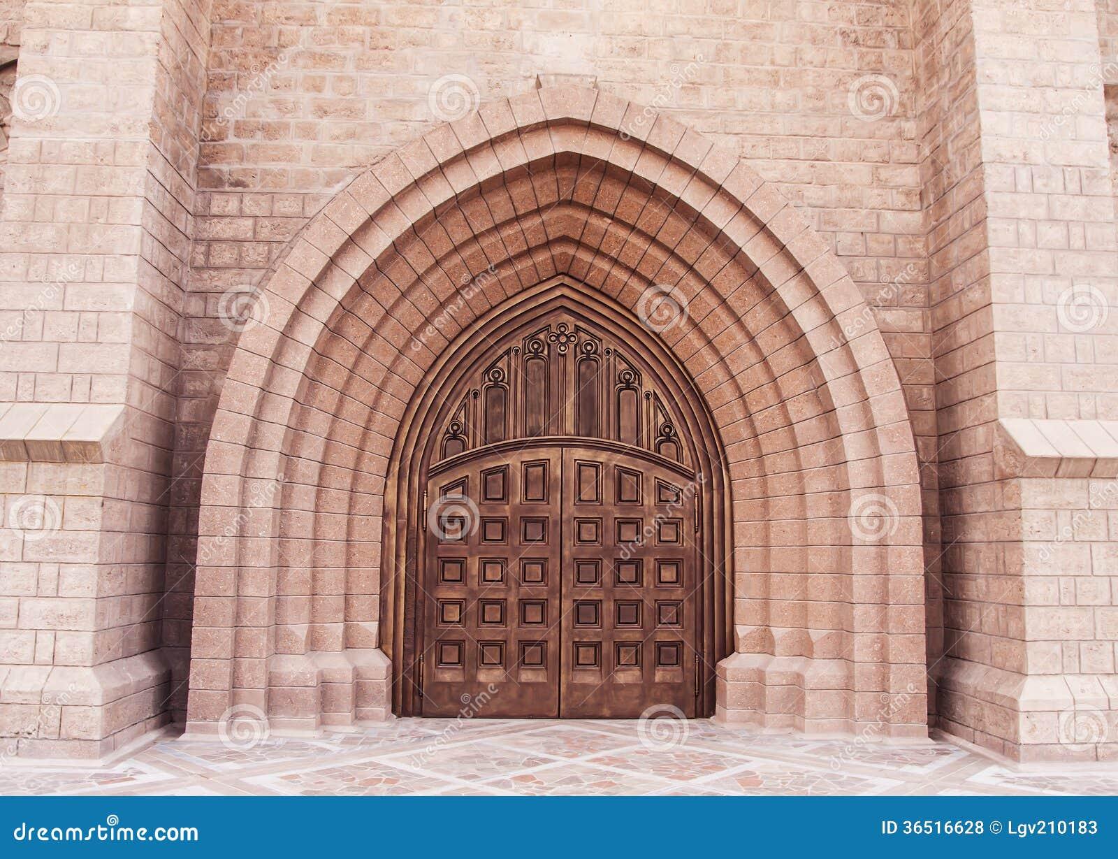 Porte de l église 2