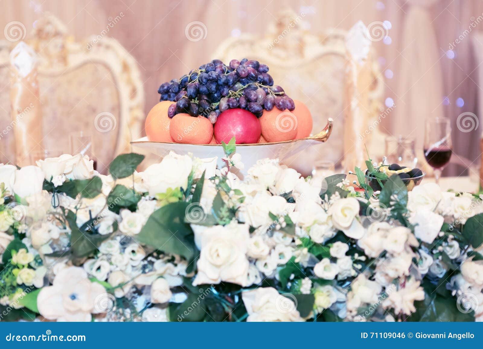 Porte des fruits le plateau