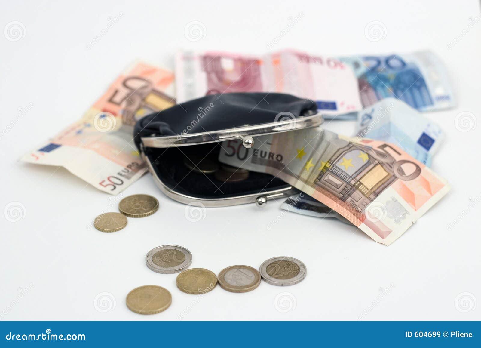 Portefeuille met Money2
