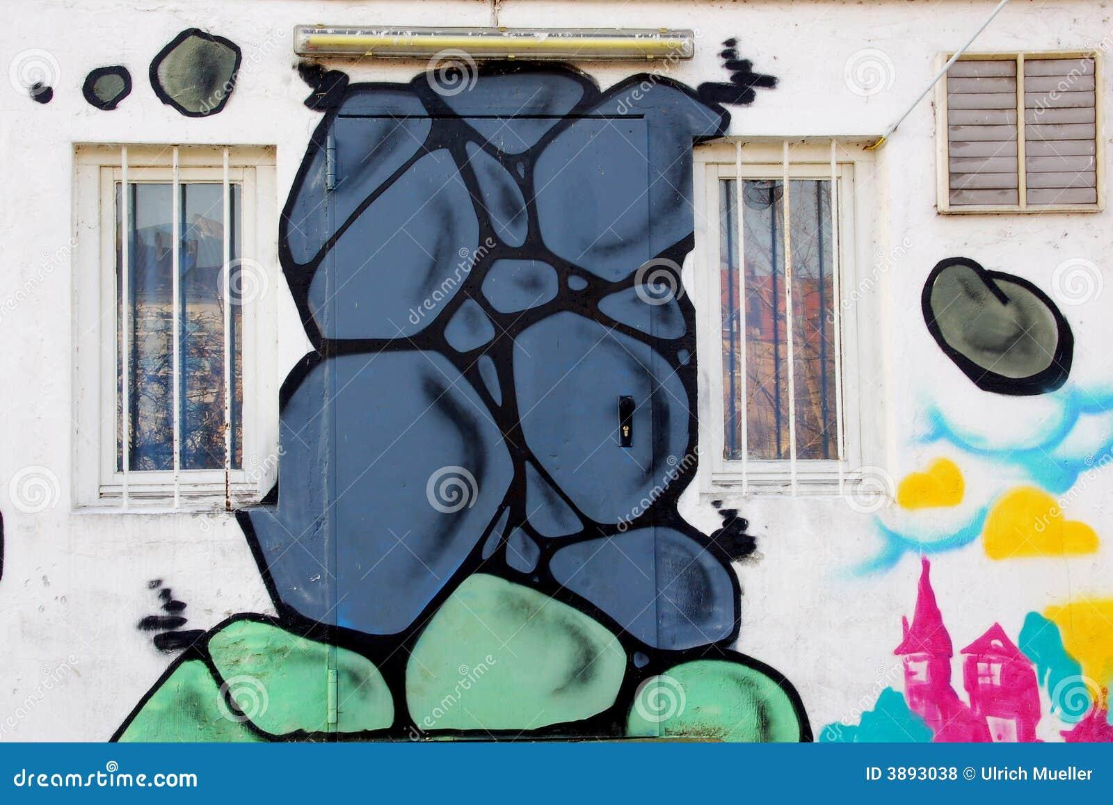Portello dei graffiti