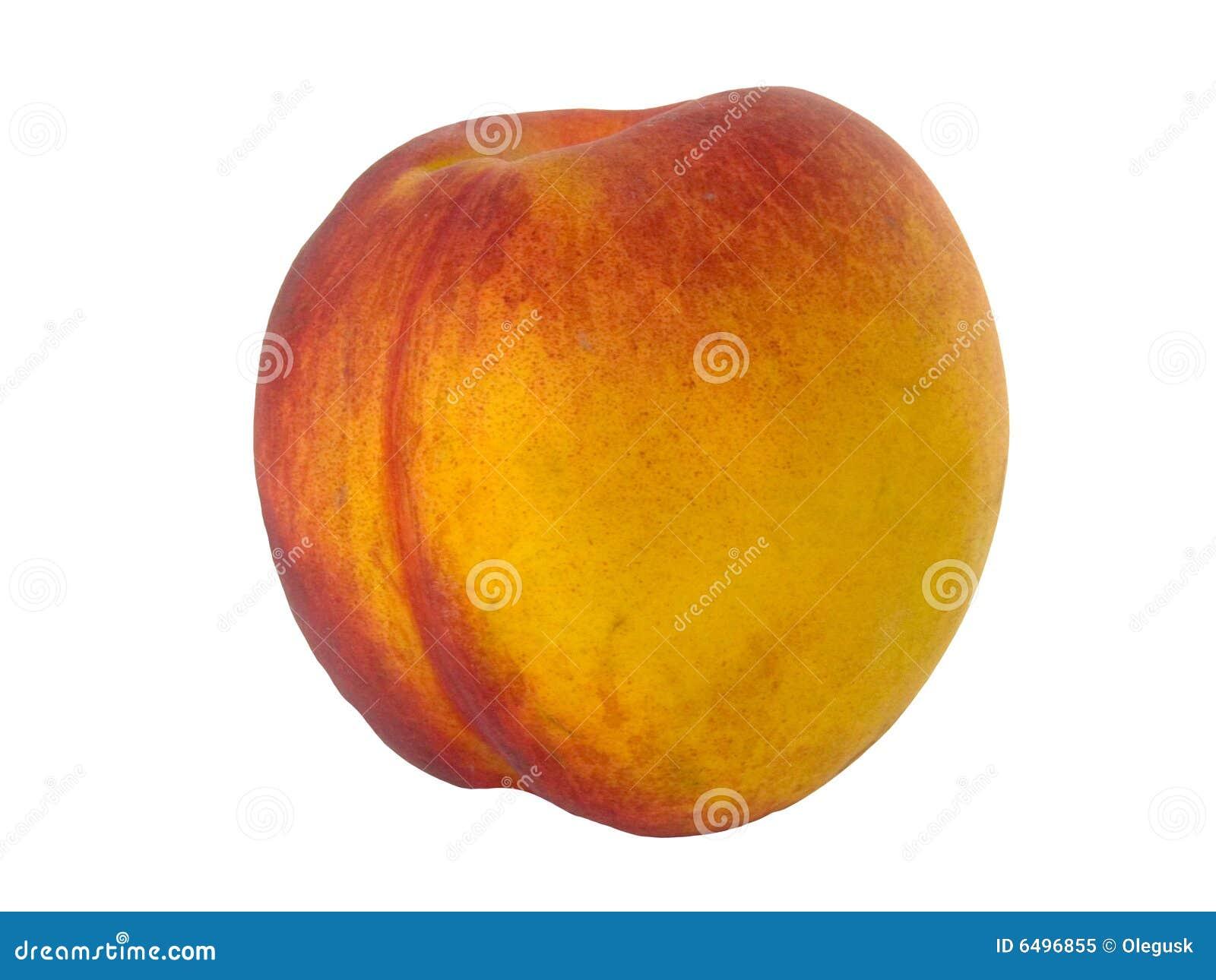 portent des fruits une p che un r sultat d abricot du