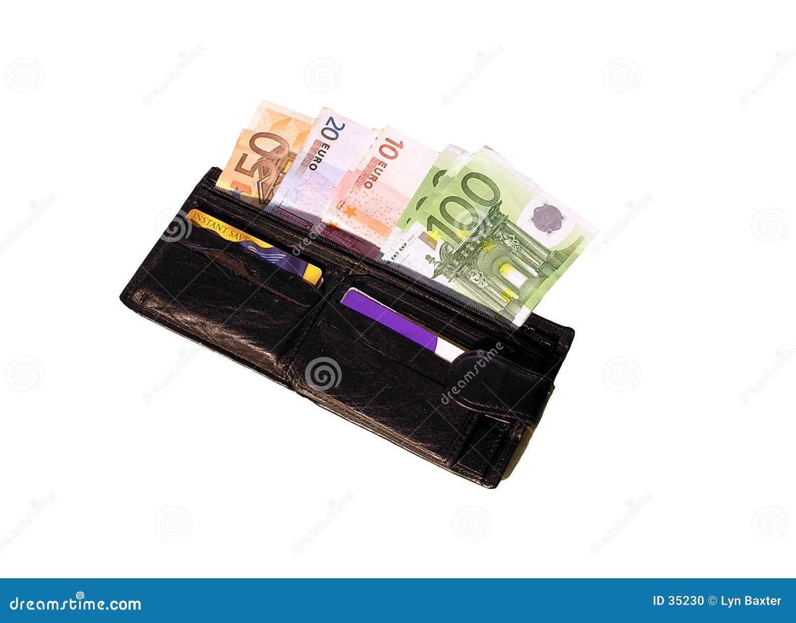 Portfel euro