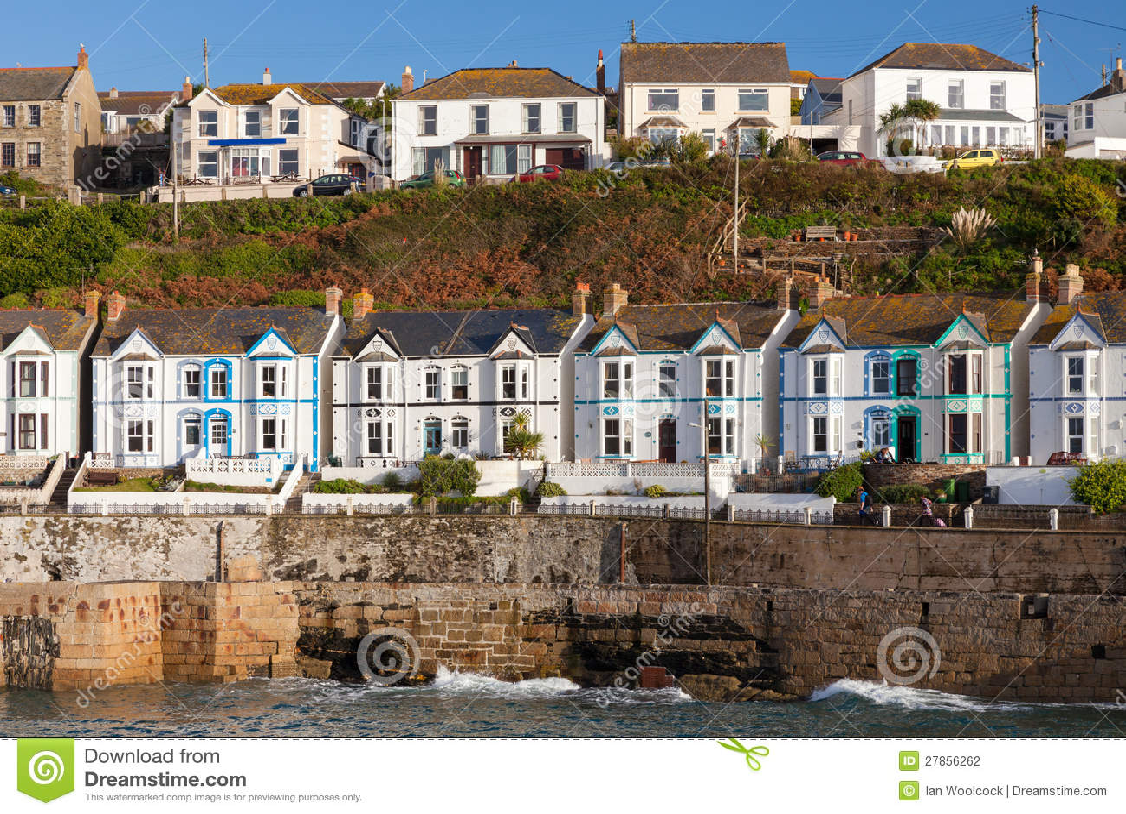 Porthleven Cornwall Anglia