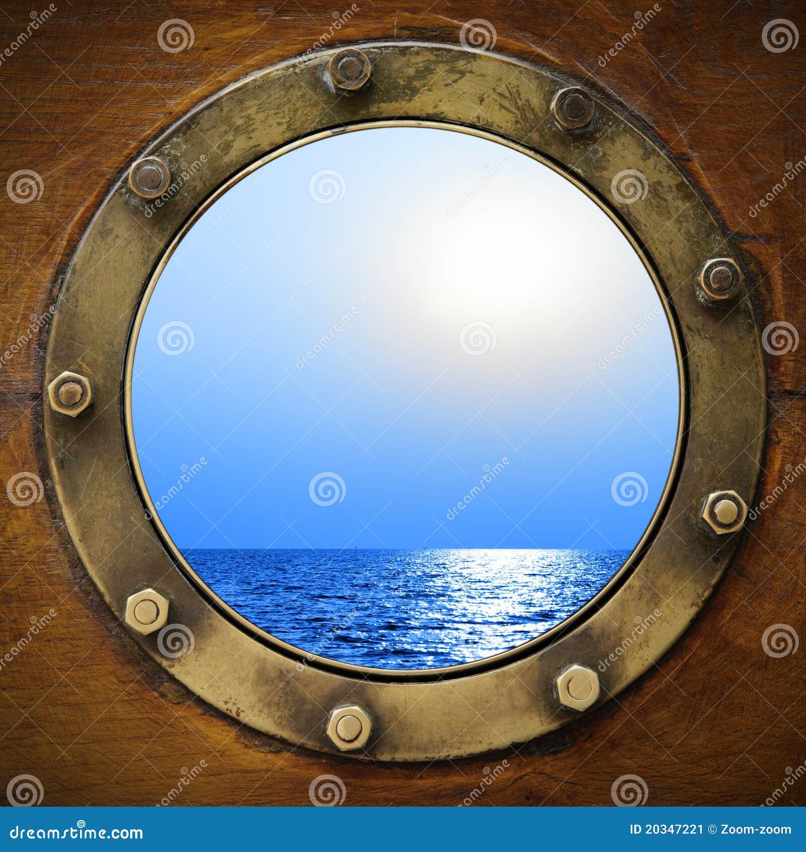 Porthole шлюпки