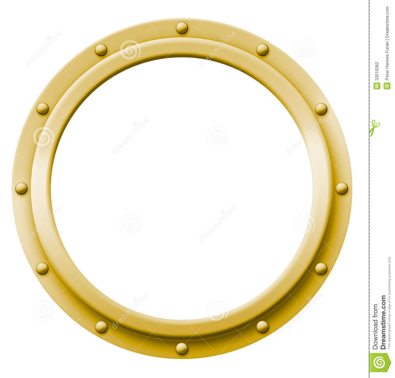 porthole brass stock illustration image of cruise  gold free victorian clip art july free victorian clipart sympathy