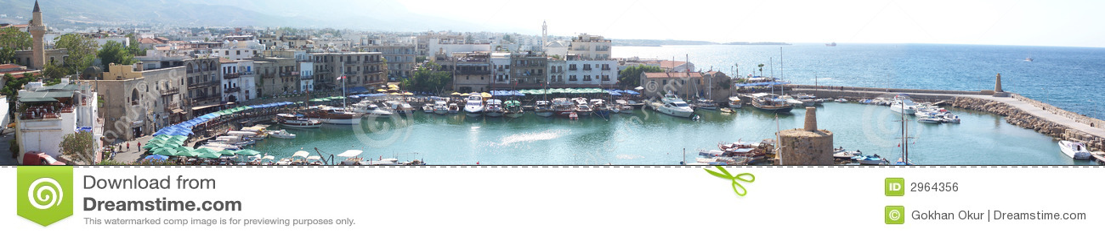 Porticciolo di Girne, Cipro del Nord