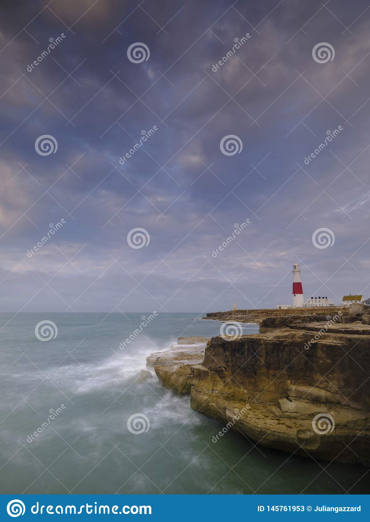 Portland Bill Light, Dorset, UK
