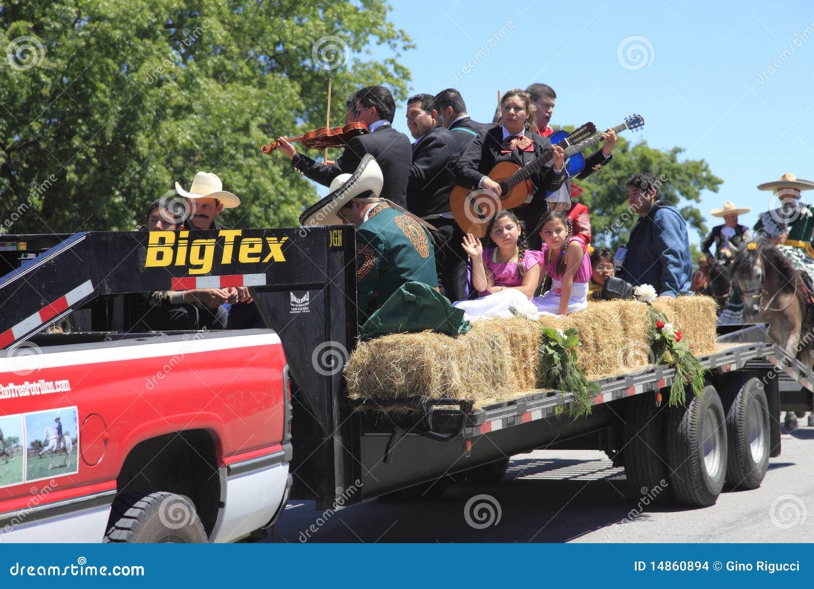 PORTLAND - JUNE 12: ROSE FESTIVAL ANNUAL PARADE.
