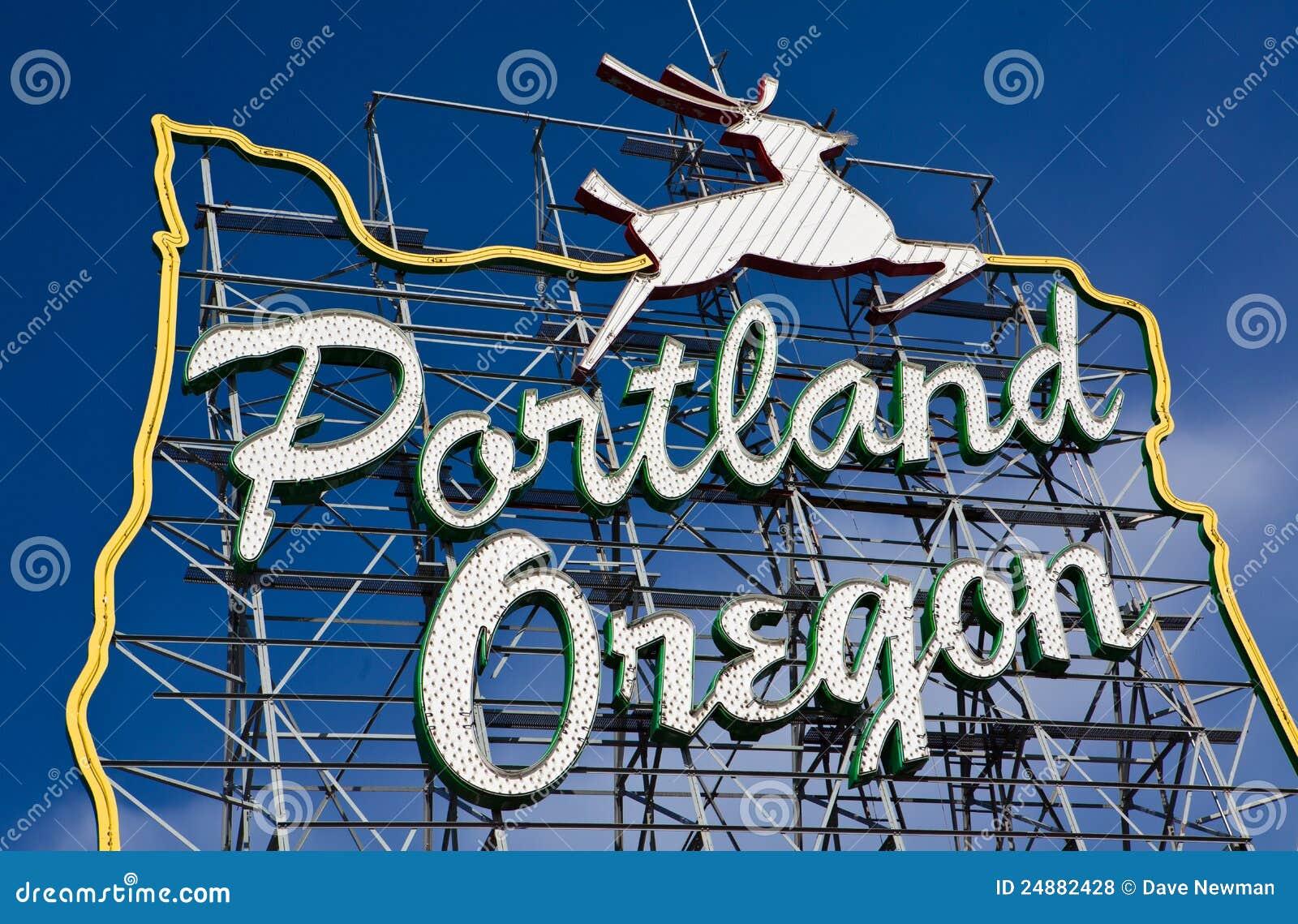 Portland. Muestra de Oregon