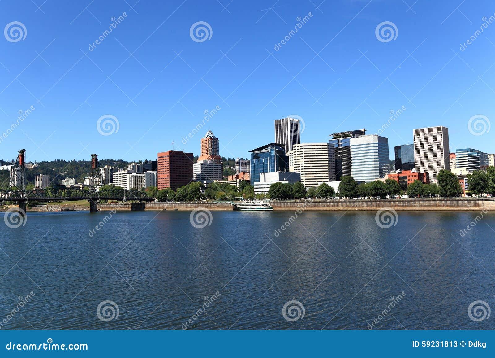 Download Portland, Oregon imagen de archivo. Imagen de atracción - 59231813