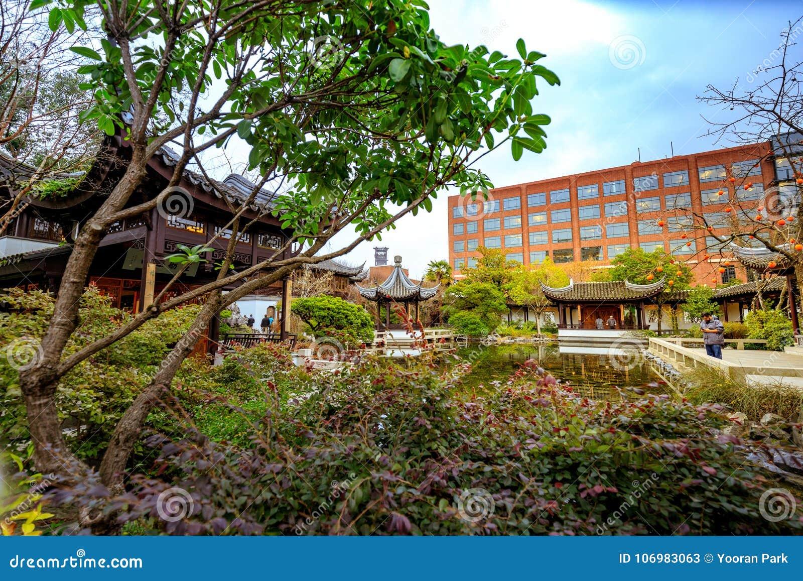 The Landmark Lan Su Chinese Garden (Portland Classical Chinese G ...