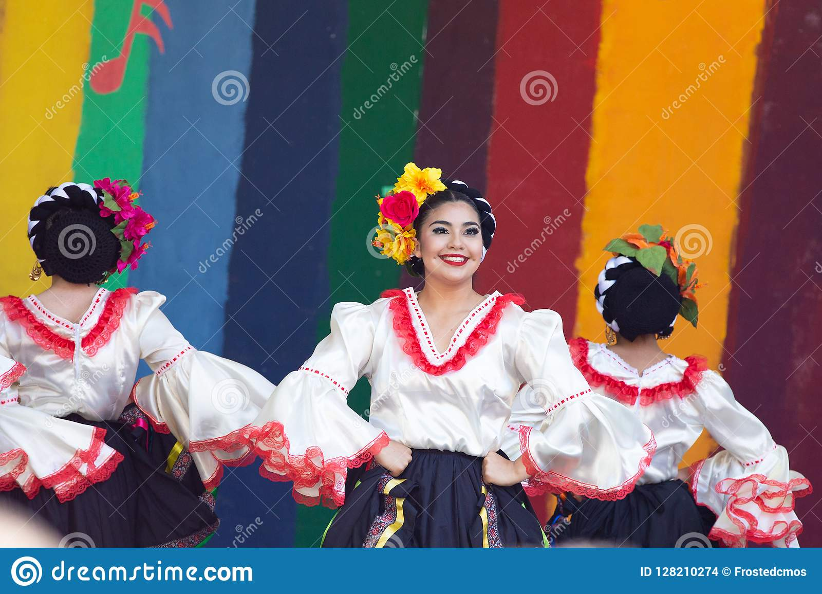 Cinco de mayo celebration in Portland, Oregon.