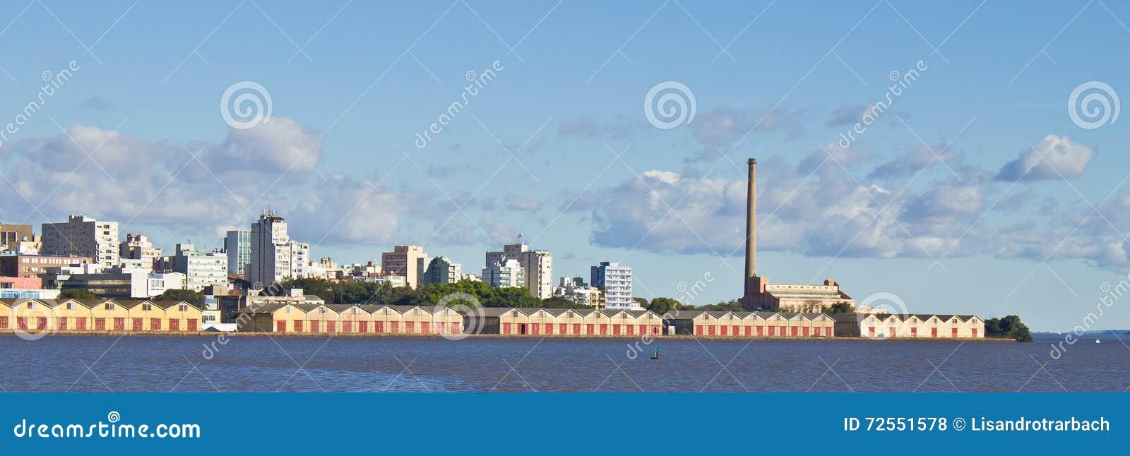 Porto Alegre-Hafen