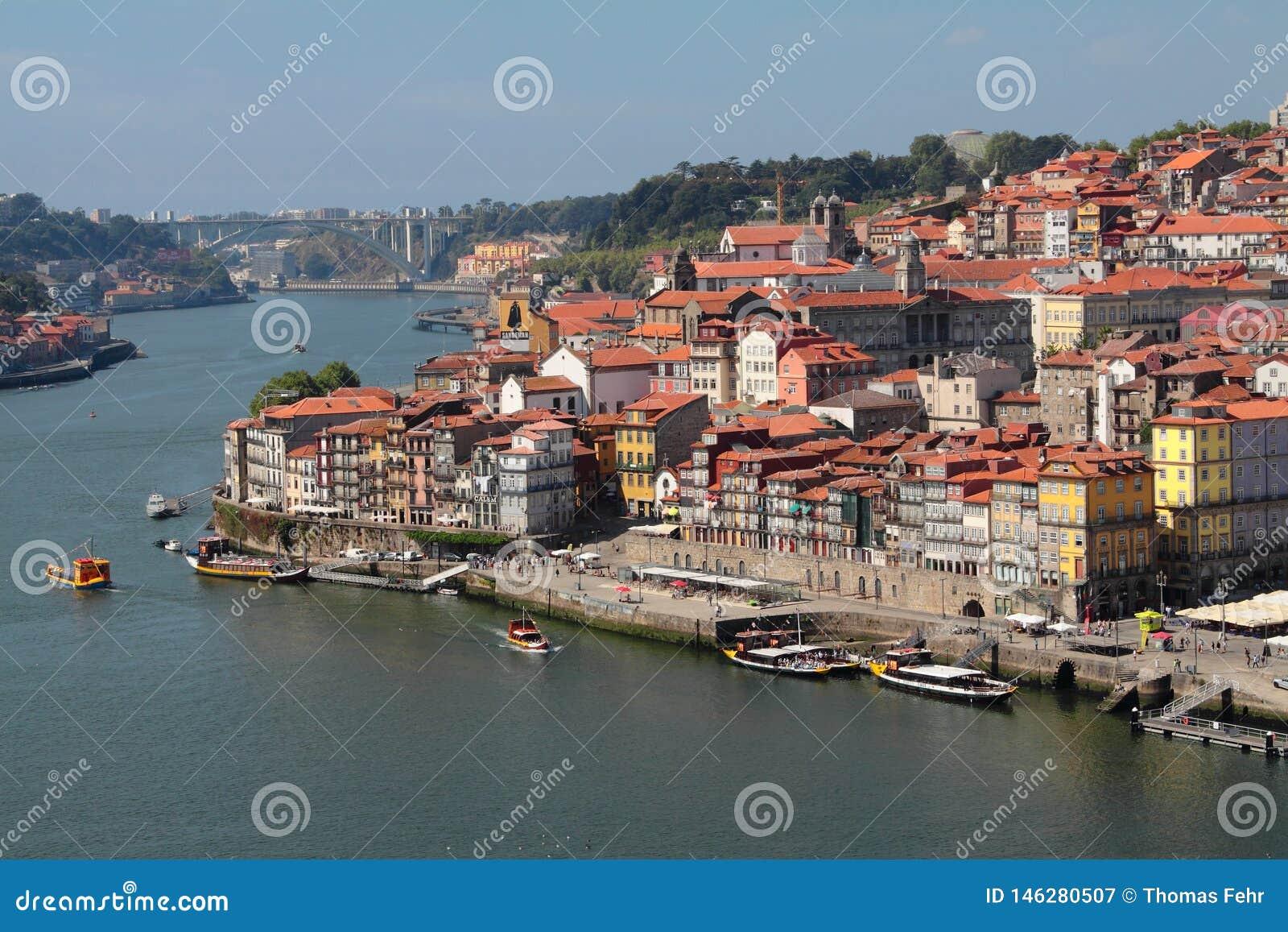 Porto au Portugal