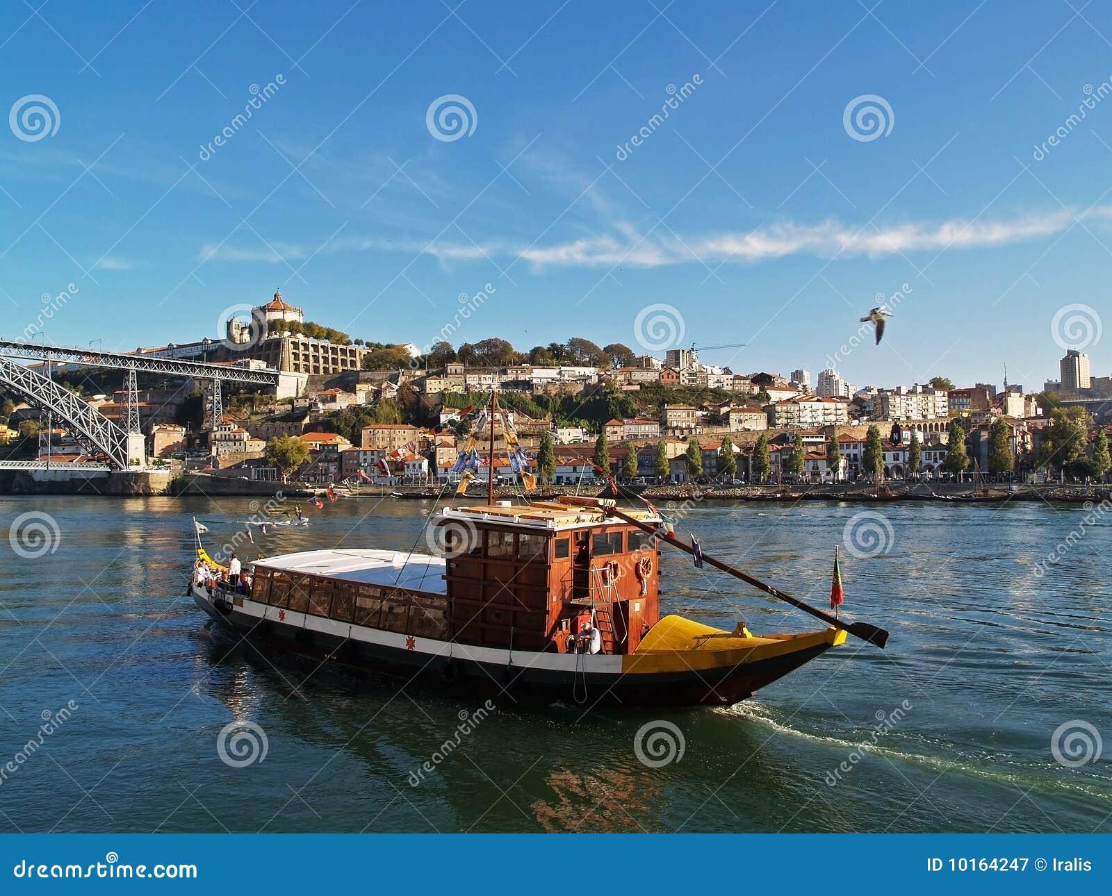 Porto boat