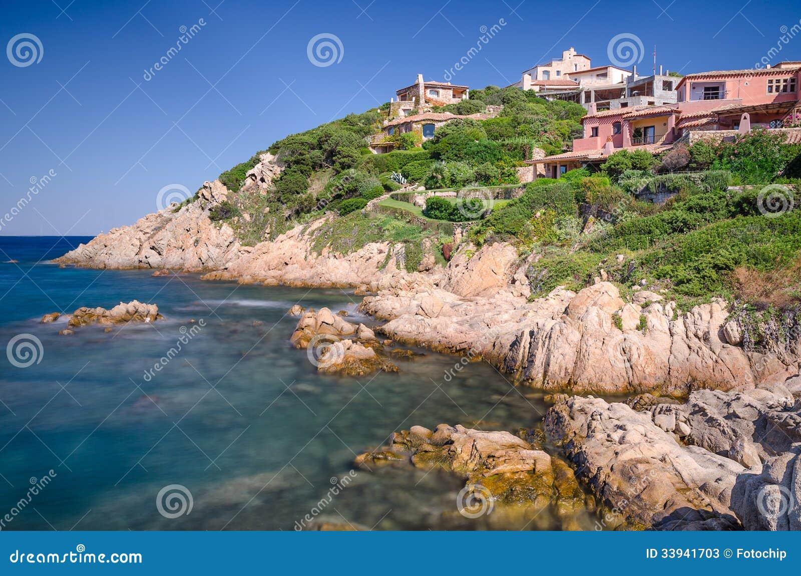 Porto Cervo, Sardinige
