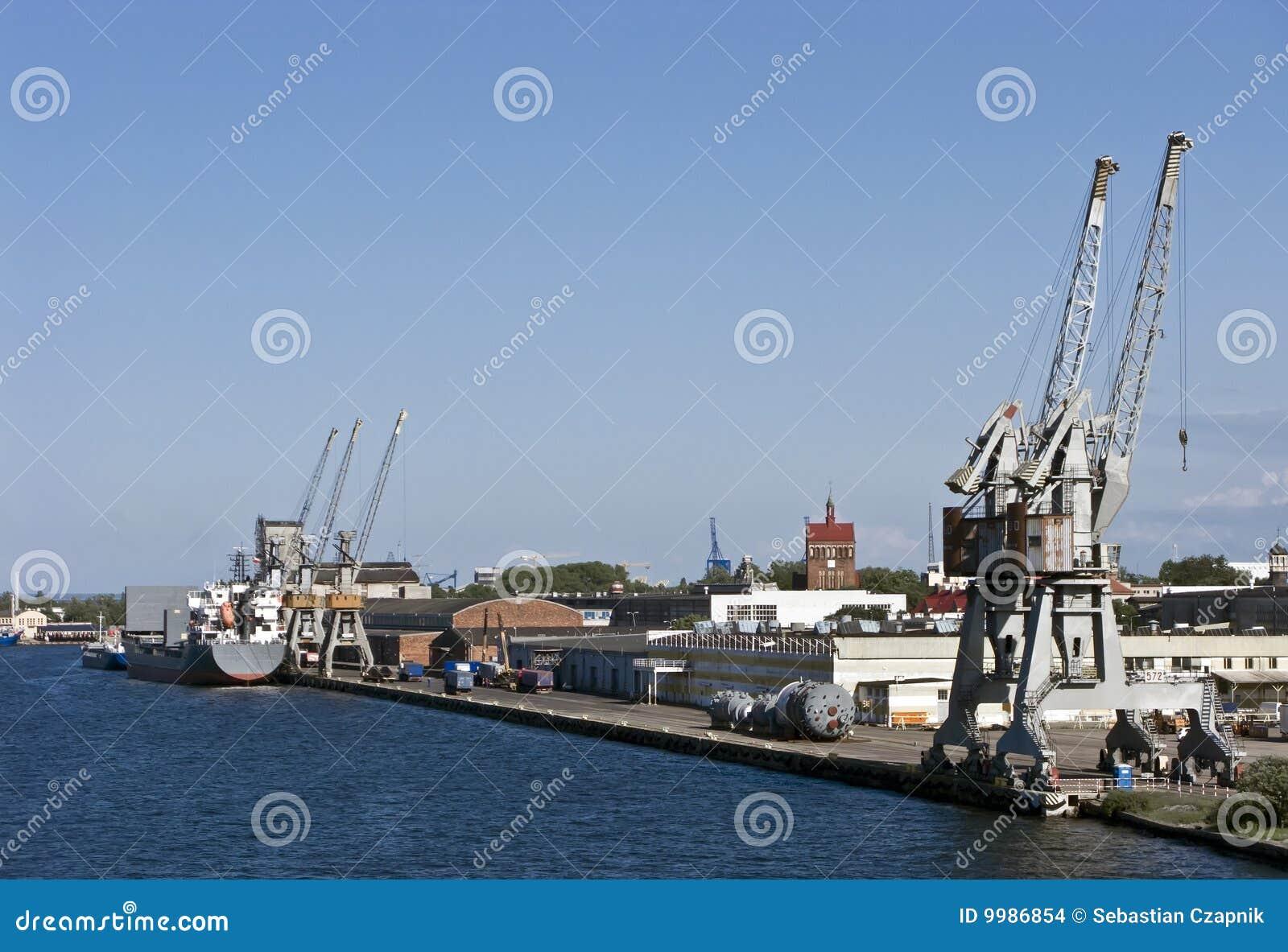Porto de Gdansk