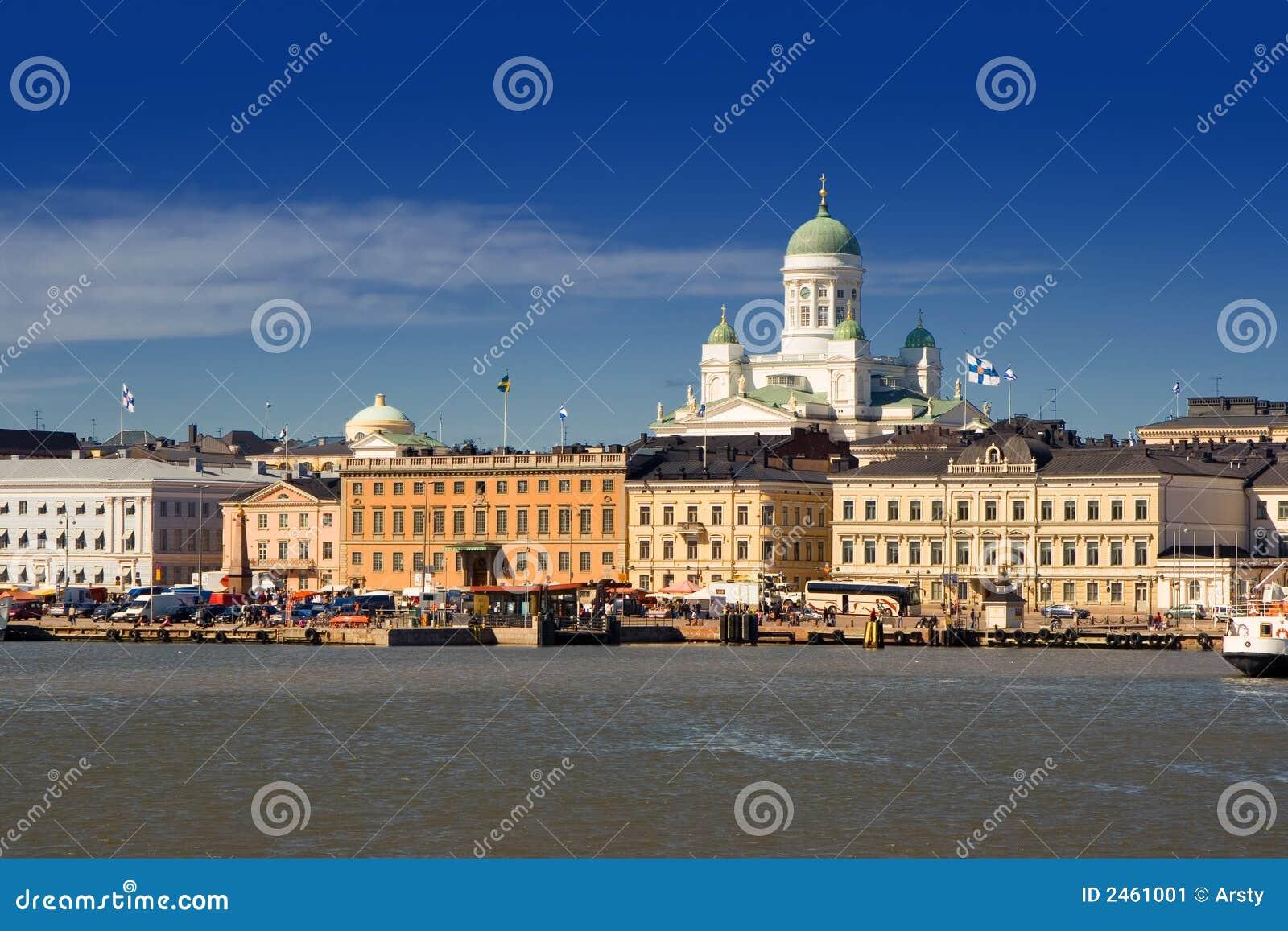 Porto de Helsínquia