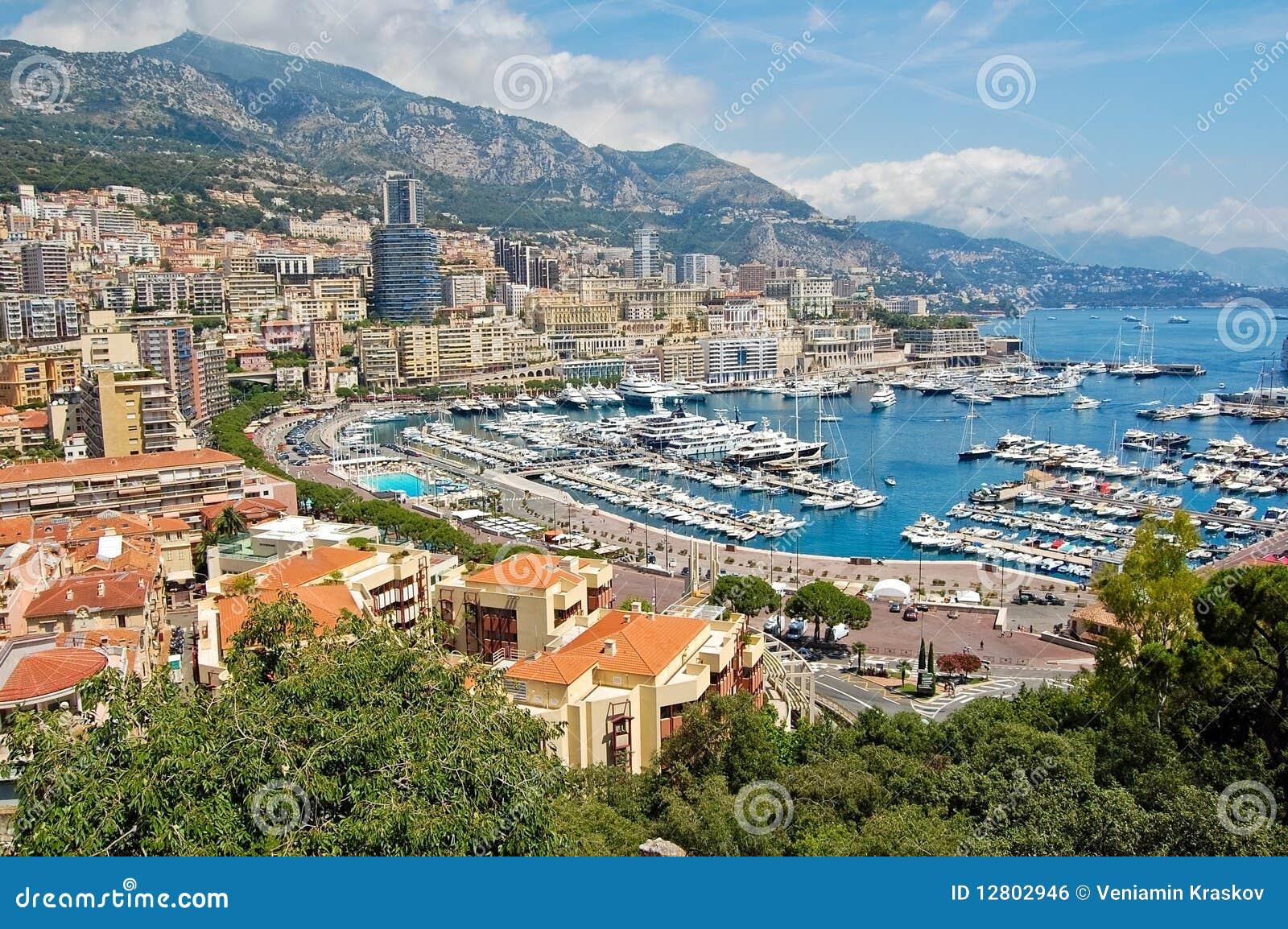 Porto de Monaco