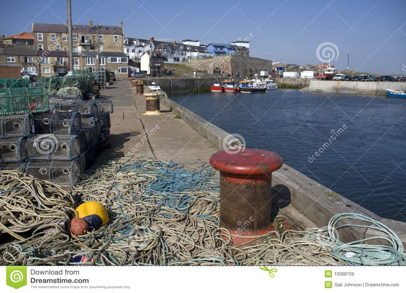 Porto de Seahouses