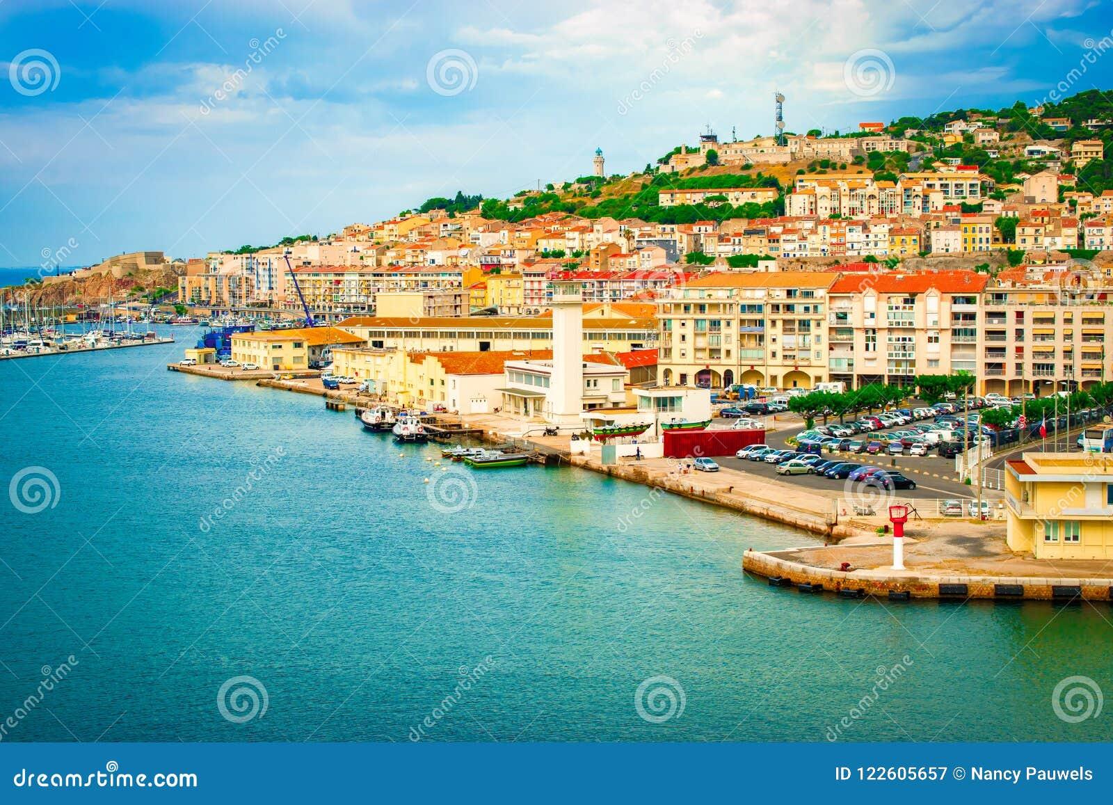 Porto de Sete, França