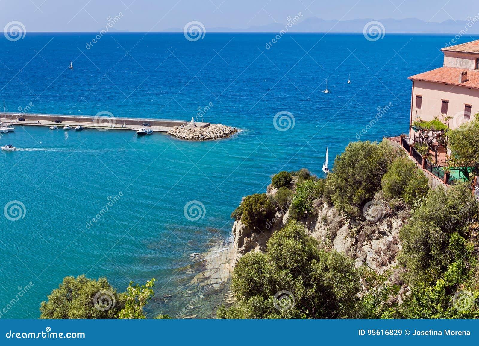 Porto di Agropoli, Salerno