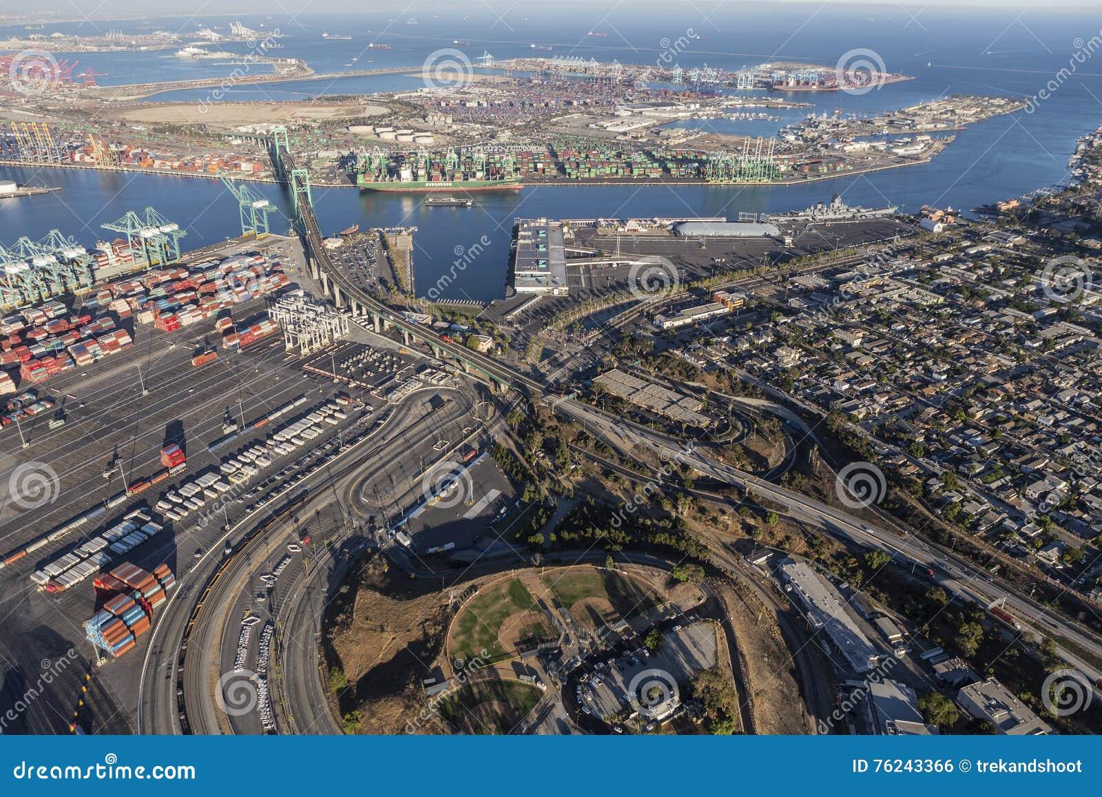 Porto di Los Angeles e San Pedro Neighborhood