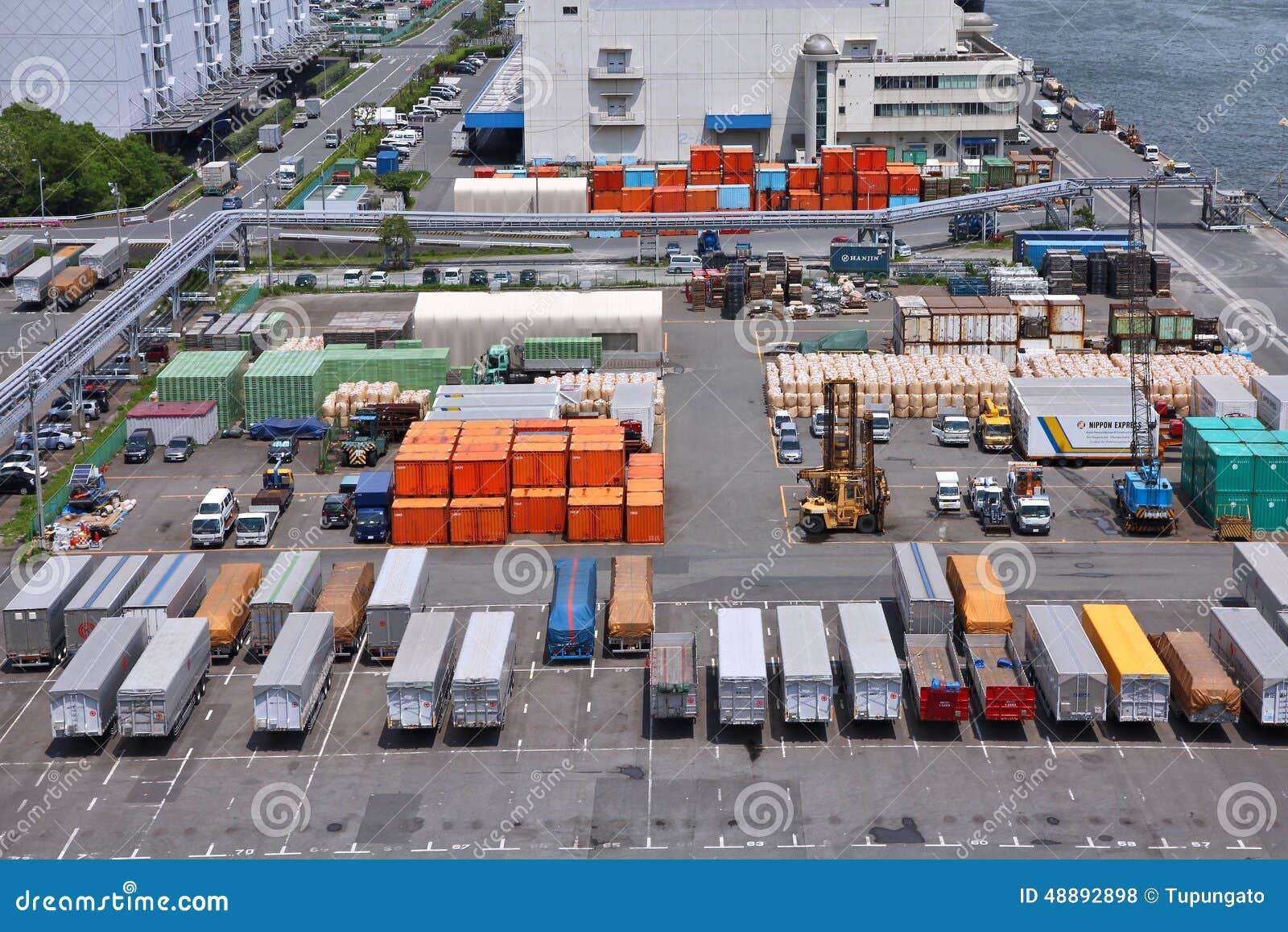 Porto do Tóquio