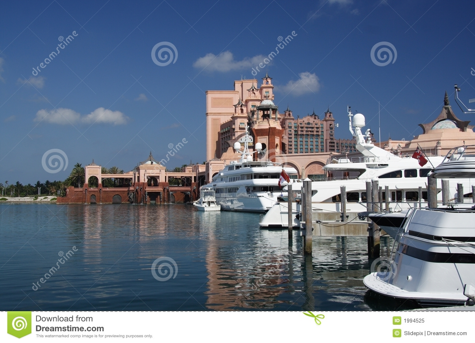 Porto e recurso luxuosos